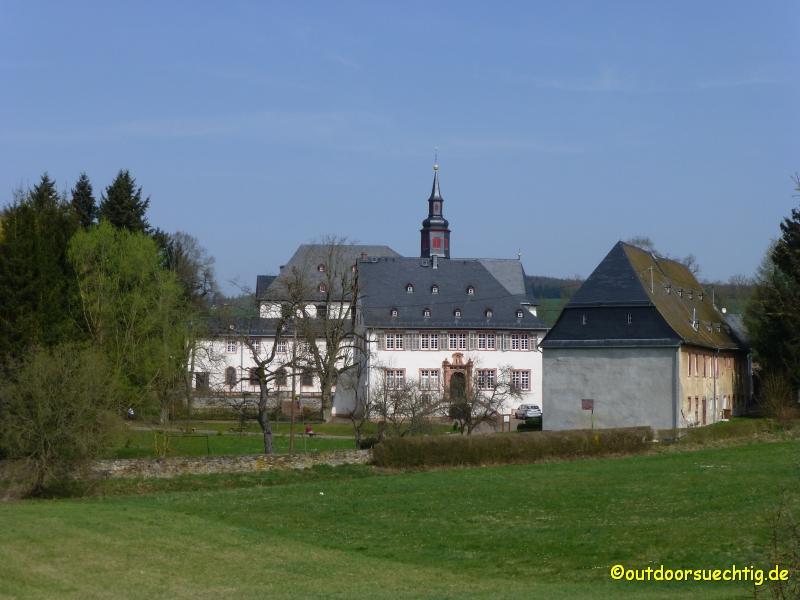 Das Kloster Schönau