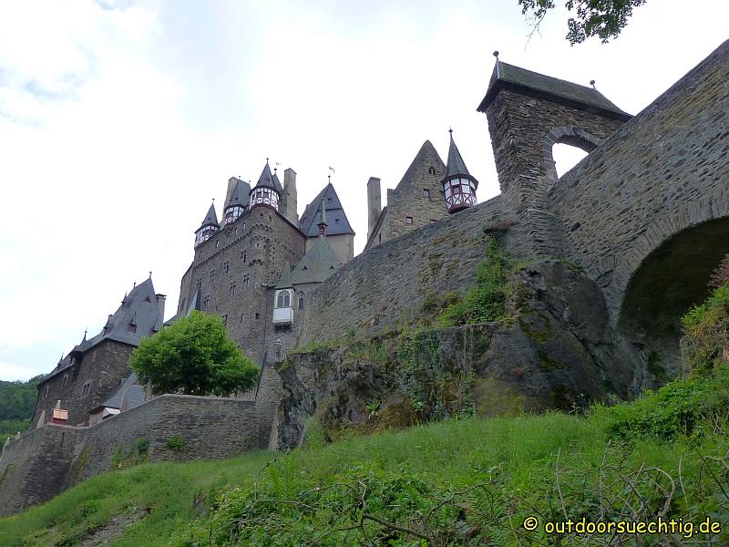 Abschied von der Burg