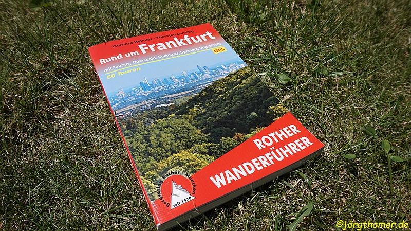 Rother Wanderführer Frankfurt