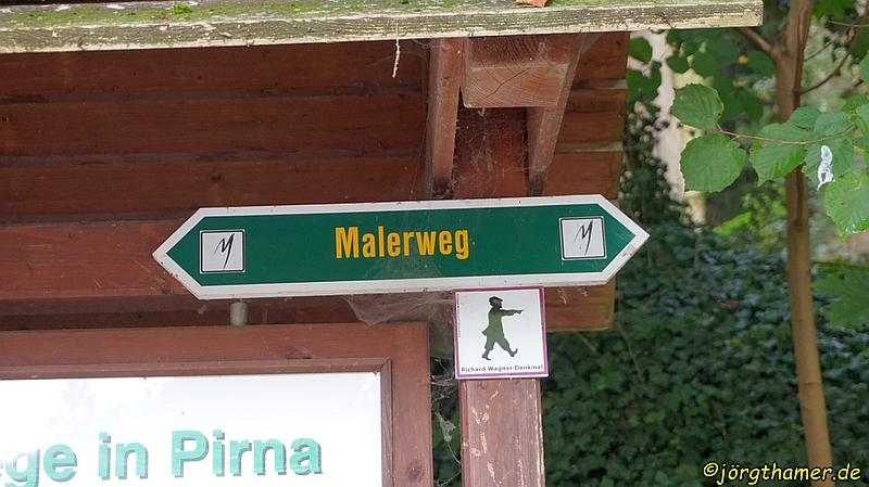 Malerweg Etappe 1 - Malerischer Auftakt in Liebethal