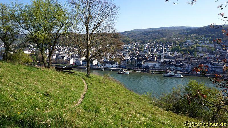 Rheinsteig Filsen