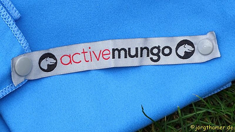 Microfaserhandtuch Active Mungo