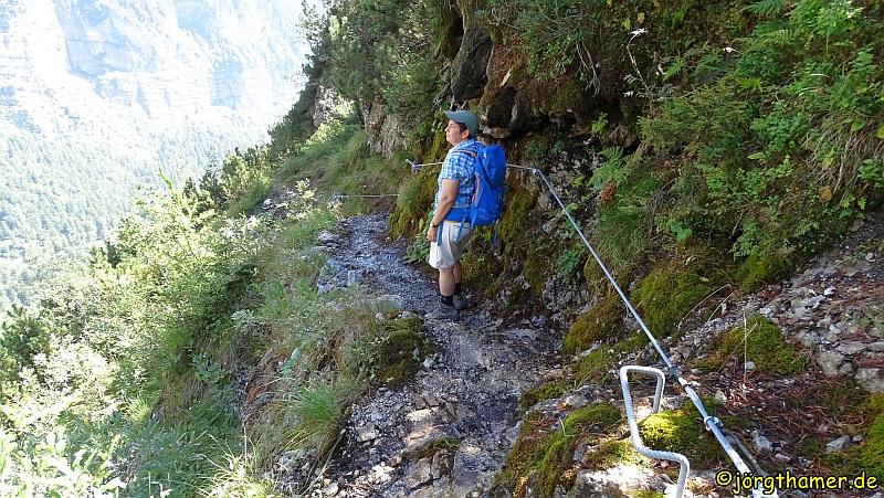 Klettersteig Meran : Besten klettersteige bilder auf in