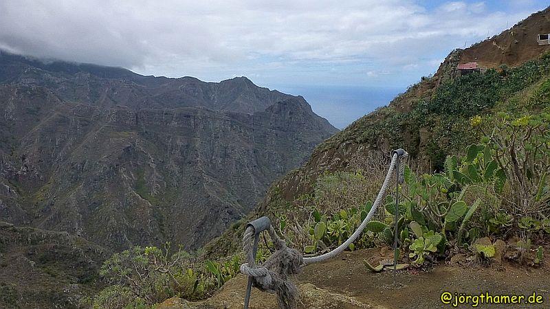 Wandern auf Teneriffa - Anaga
