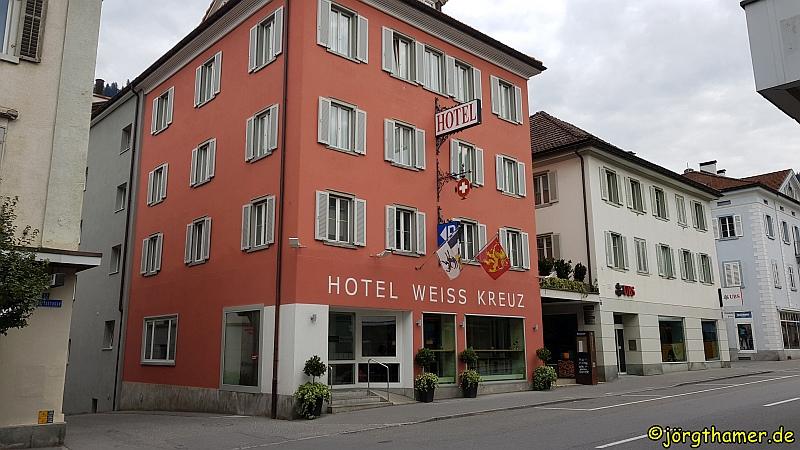 Wandern Via Spluga Etappe 1