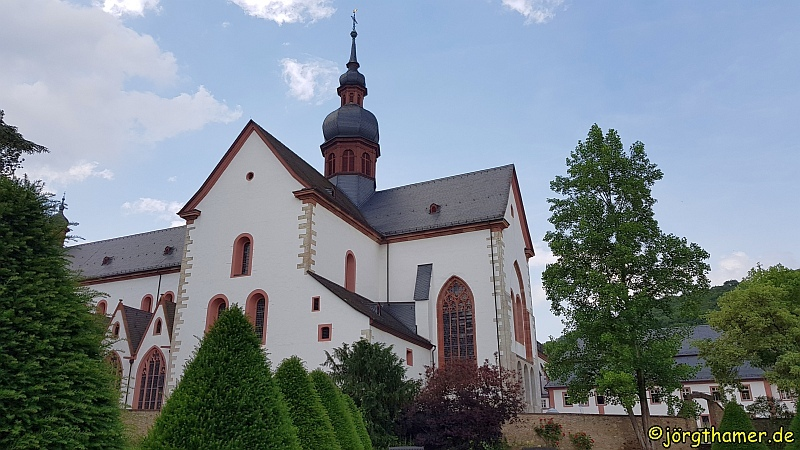 Kloster Eberbach im Rheingau