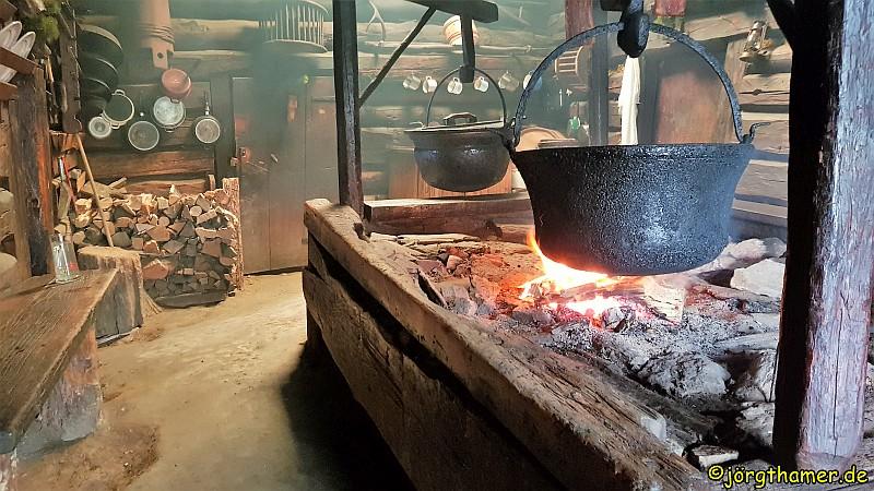 Die Karseggalm ist 400 Jahre alt
