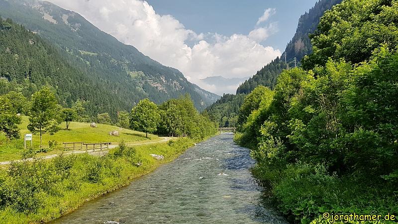 Viaspluga Etappe 4 - Uferweg Liro