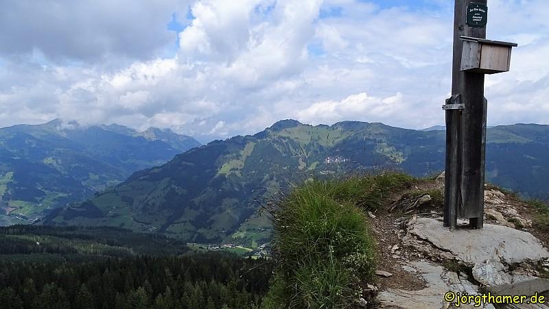 Wandern in Großarl - Remsteigkopf