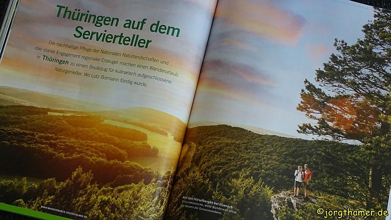 Wanderbares Deutschland - Thüringen