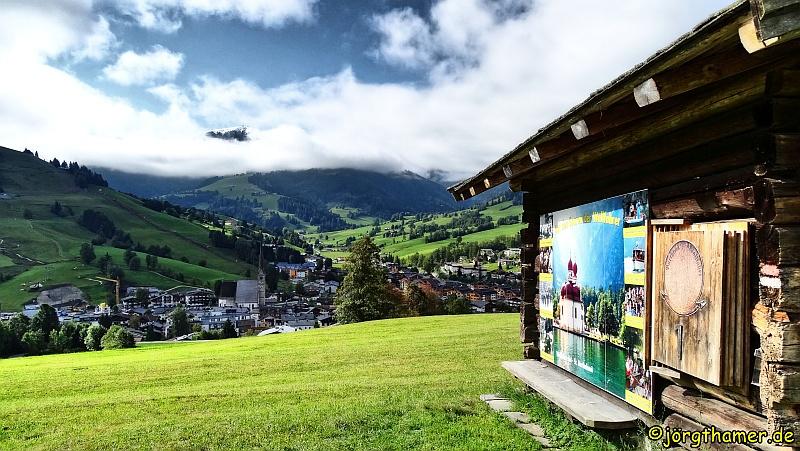 Wanderung durch den Pinzgau - Maria Alm