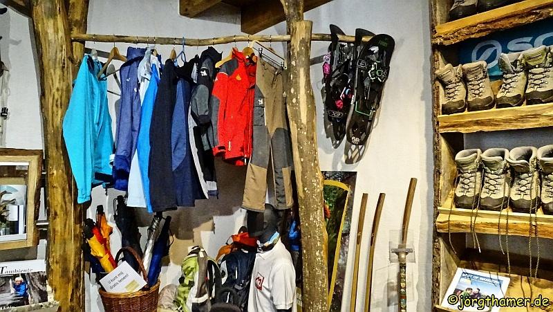 Wandern in der kleinen Luxemburgischen Schweiz - Testcenter BOW