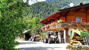 Bauernhof im Pillerseetal