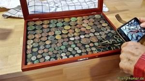 Römische Münzfunde Martberg