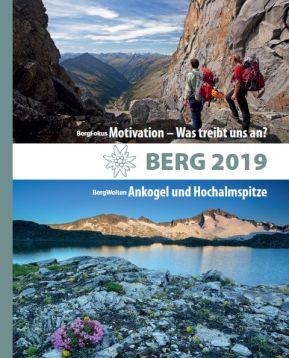 Cover Alpenvereinsjahrbuch - Berg 2019