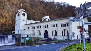 Jugendstilkraftwerk Heimbach Rureifel