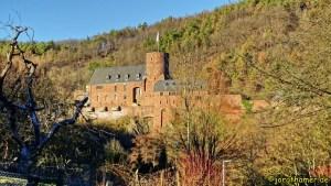 Burg Hengebach - Klosterrunde Rureifel