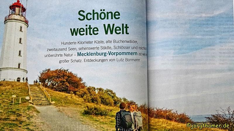 Wanderbares Deutschland 2019 - Mecklenburg Vorpommern