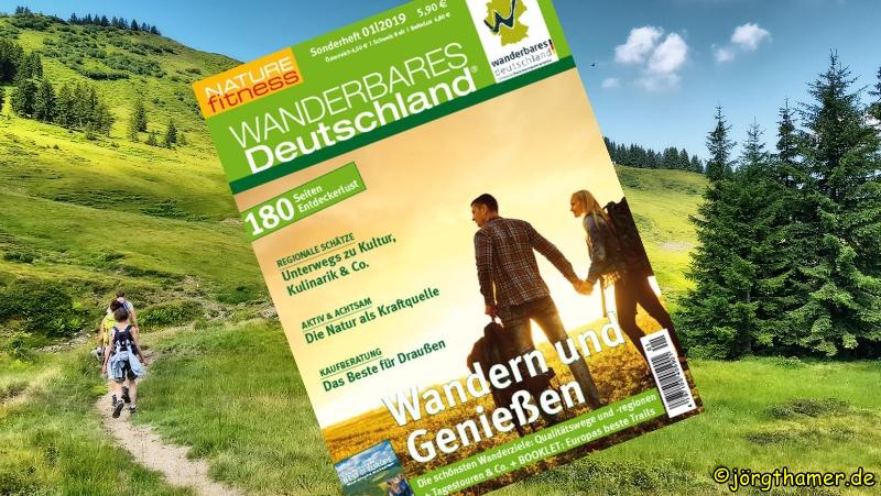 Wanderbares Deutschland 2019 - Entdeckerlust