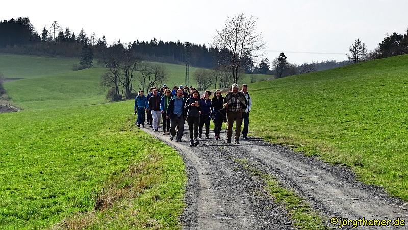 Wanderblogger Barcamp Diemelsteig