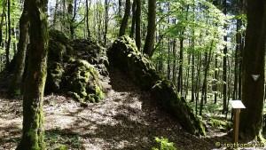 Bonifatiuskanzel im Vogelsberg