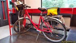 Fahrrad in der ÖBB