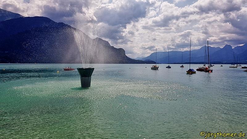 Wasserspiele St. Gilgen