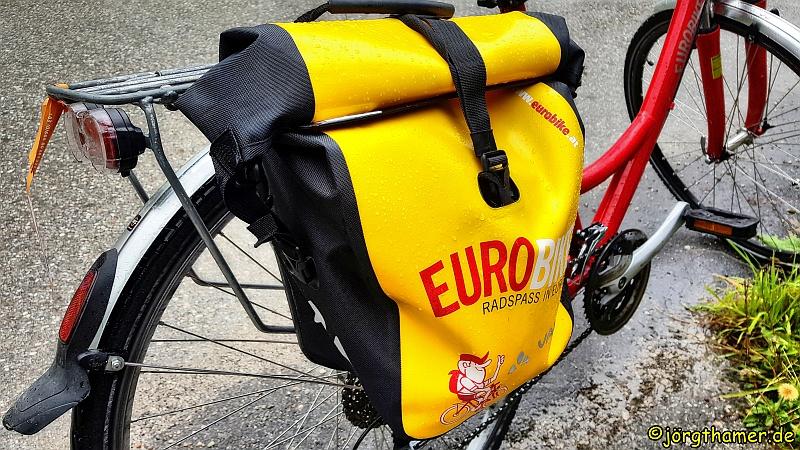 Packtasche Eurobike Radreisen