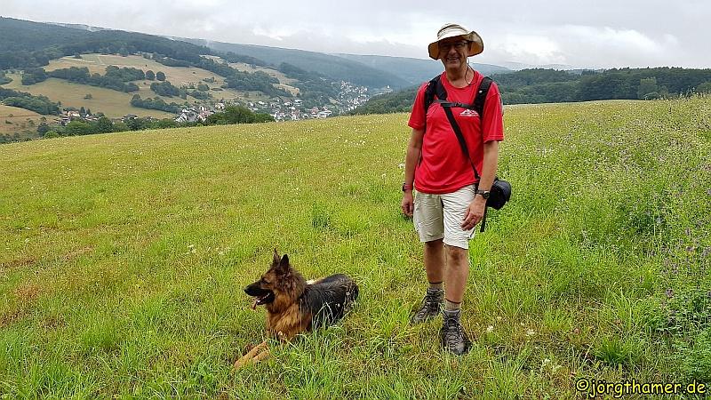 Wandern im Räuberland - wo einst die Räuber hausten | Outdoorsuechtig