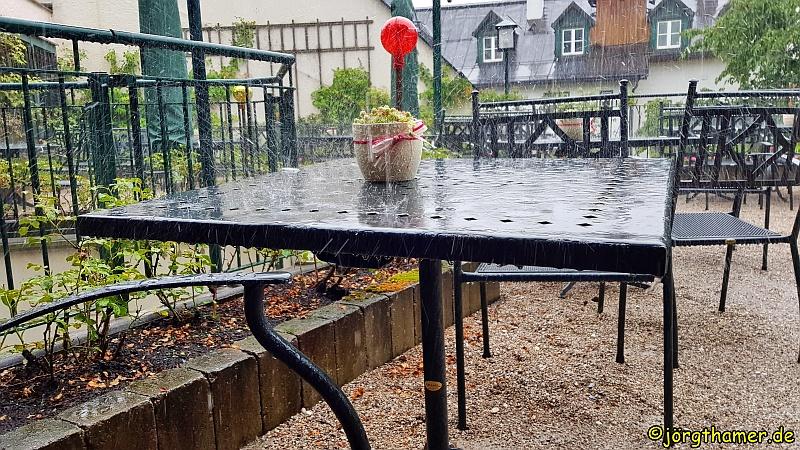 Regen Bad Aussee