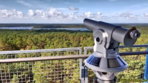 Blick auf die Seenplatte