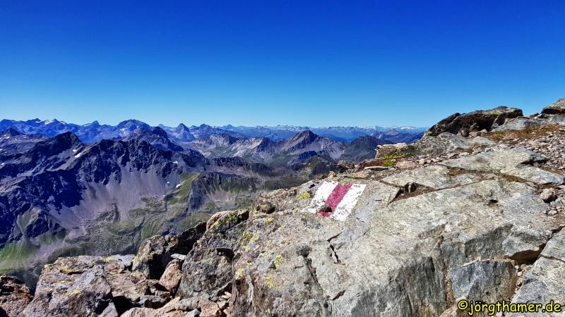 Durch die Albula-Alpen - Hüttentour bei Davos