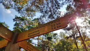 Fischland-Darß-Zingst Leuchtturmweg Wegweiser