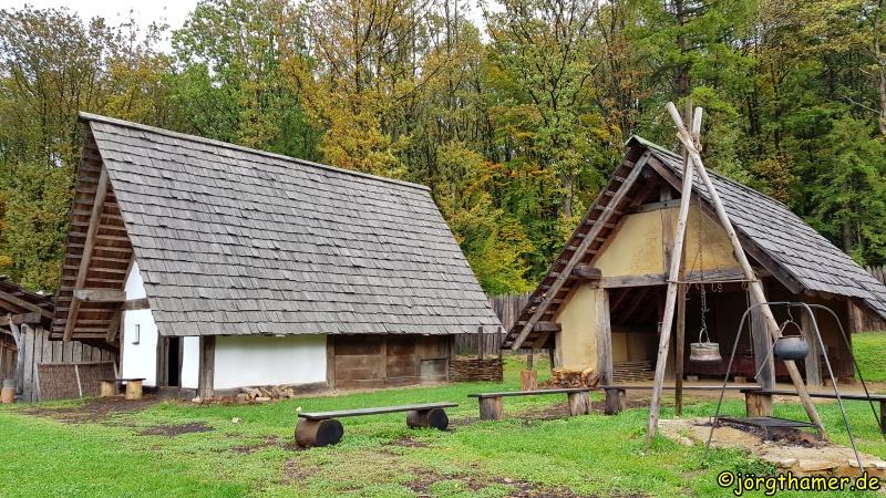 Keltendorf im Keltenpark Otzenhausen