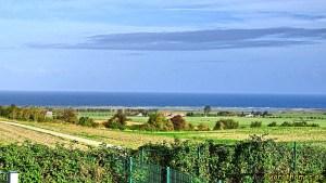 Wandern an der Mecklenburgischen Ostseeküste - Leuchtturm Bastorf