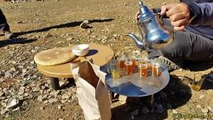 Tee bei den Nomaden im Ait Bouguemez