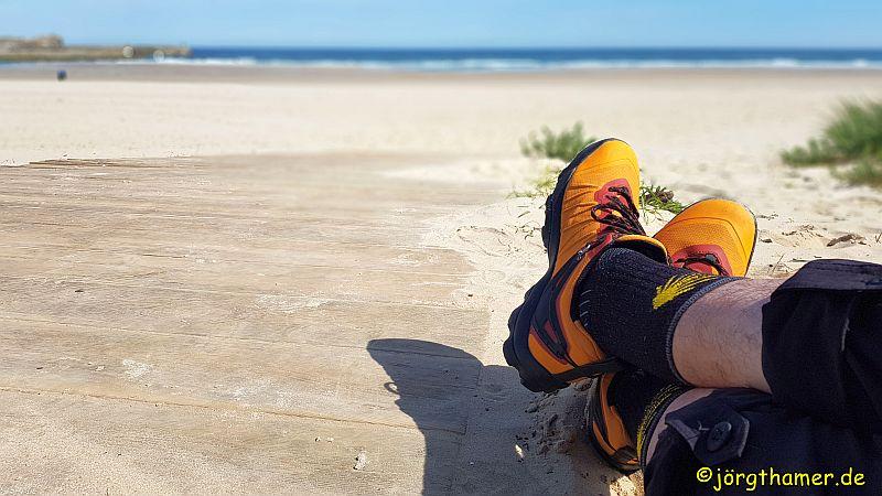 Keen Venture WP - Trekkingschuhe mit Mehrwert | Outdoorsuechtig.de