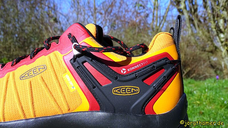 Keen Venture WP Konnect-Fit