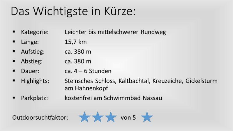 Kreuzeichen-Tour