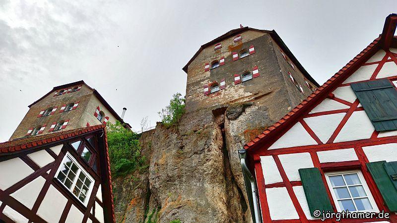 Hilpoltstein, Fränkische Schweiz