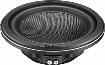Kenwood KFCXW-1000F eXcelon 10 inch Shallow Subwoofer