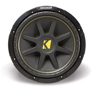 "Kicker 10C84 (10C8-4) 8"" Single 4 ohm Car Subwoofers"