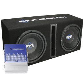 """MTX Magnum MB210SP Dual 10"""" Enclosure"""