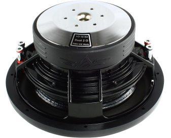 "Skar Audio VD-10 D2 10"" Dual 2 800W Max Power Shallow Mount Car Subwoofer"