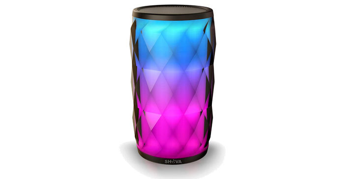 SHAVA Jewel Portable Wireless Bluetooth Speaker