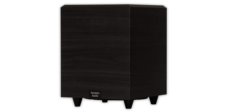 PSW-8-acoustic-audio best subwoofers under $200