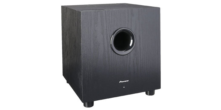 Pioneer SW-8MK2 Best Subwoofers Under $200