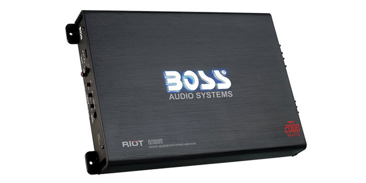 Boss Audio R2000