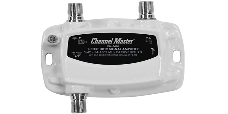 Channel Master Antenna Amplifiers