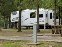 Lakeview Park Campground, Arkansas